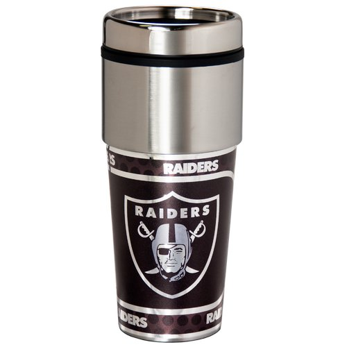 NFL Oakland Raiders Stainless Steel Tumbler