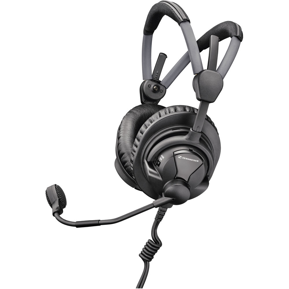 Sennheiser HMDC 27 Professional Broadcast Headset 506978 by