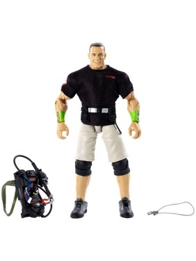 WWE Ghostbusters John Cena Elite Collection Action Figure