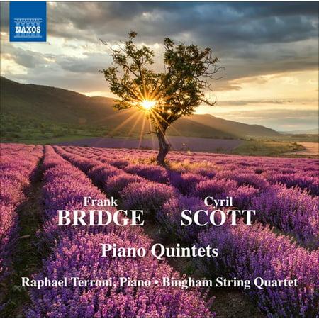 Frank Bridge - Frank Bridge & Cyril Scott: Piano Quintets