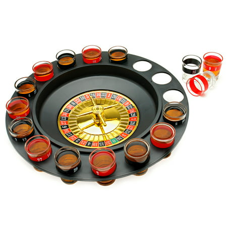 Shot Glass Roulette Drinking Game](Halloween Beer Drinking Games)