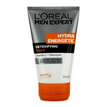 Men Expert Hydra Energetic Detoxifying Foam 3.4oz