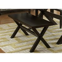 Bowery Hill Dining Bench in Charcoal