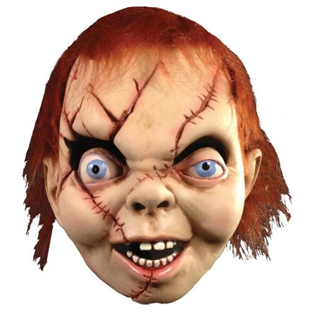 Bride of Chucky Mask - Mask Chucky