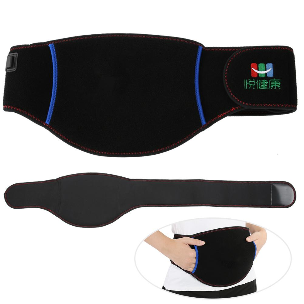 WALFRONT Graphene Far Infrared Waist Supporter Physiotherapy Heating Uterus Protection Belt,Far Infrared Waist Supporter, Heated Waist Support - image 7 of 10