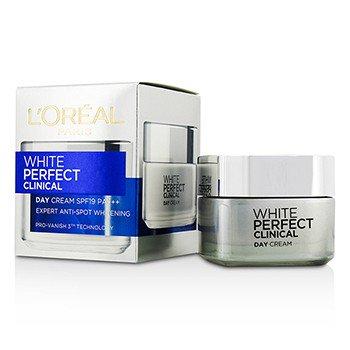 Dermo-Expertise Blanc Protection All-Round Laser parfait Crème éclaircissante SPF19 PA --- - 50 ml - 1. 7 oz