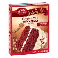 Product Image 2 Pack Betty Crocker Super Moist Red Velvet Cake Mix 1525 Oz