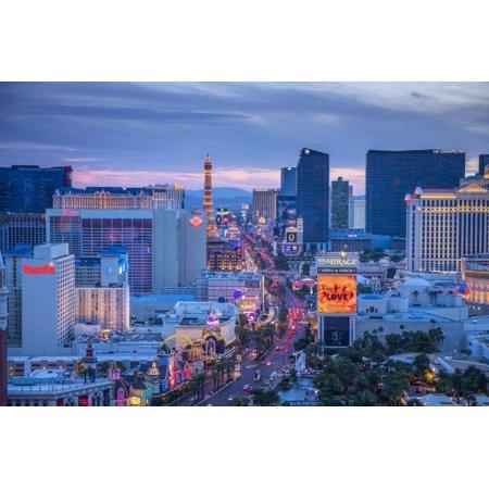 Usa, Nevada, Las Vegas, the Strip Print Wall Art By Alan - Halloween Events Las Vegas Strip