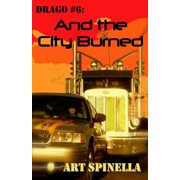 Drago #6: And the City Burned - eBook