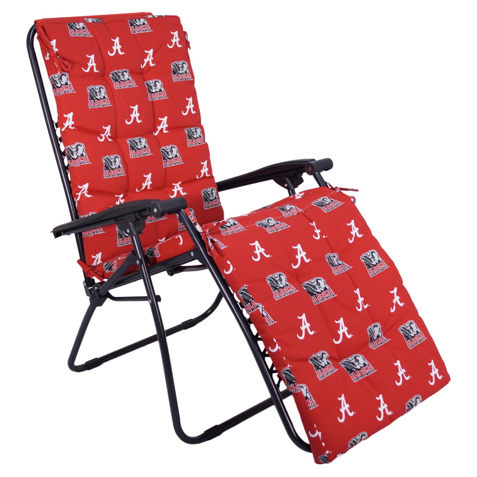 College Covers NCAA Alabama Outdoor Chaise Lounge Cushion