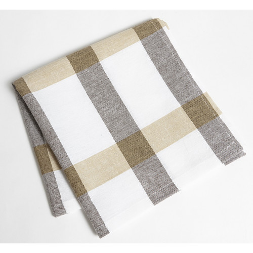 Flato Home Products Check Napkin (Set of 4)