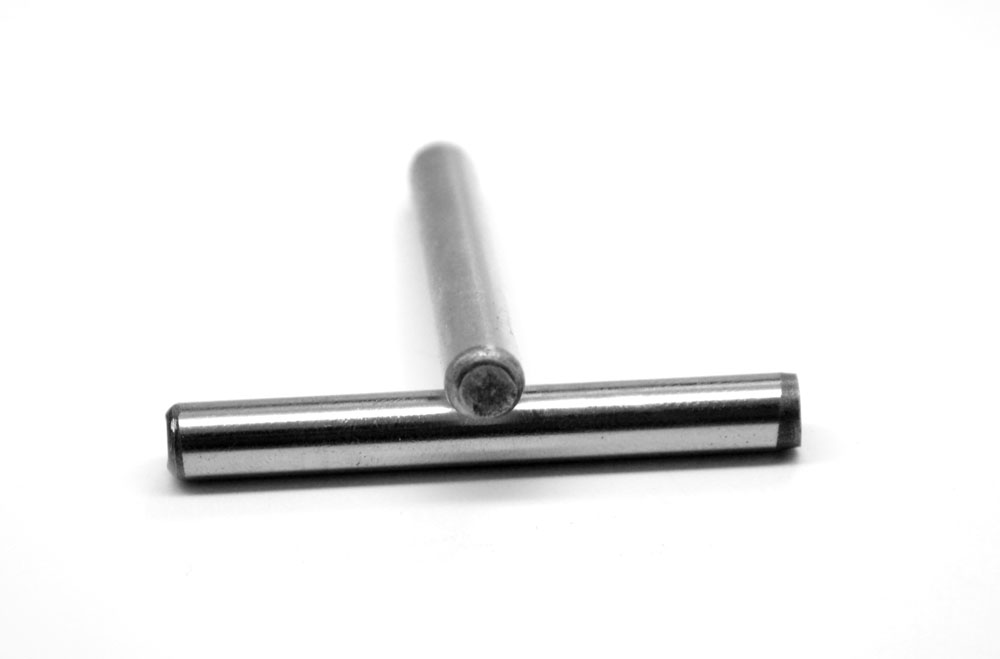 3//8 x 4 Cotter Pin Low Carbon Steel Zinc Plated Pk 5