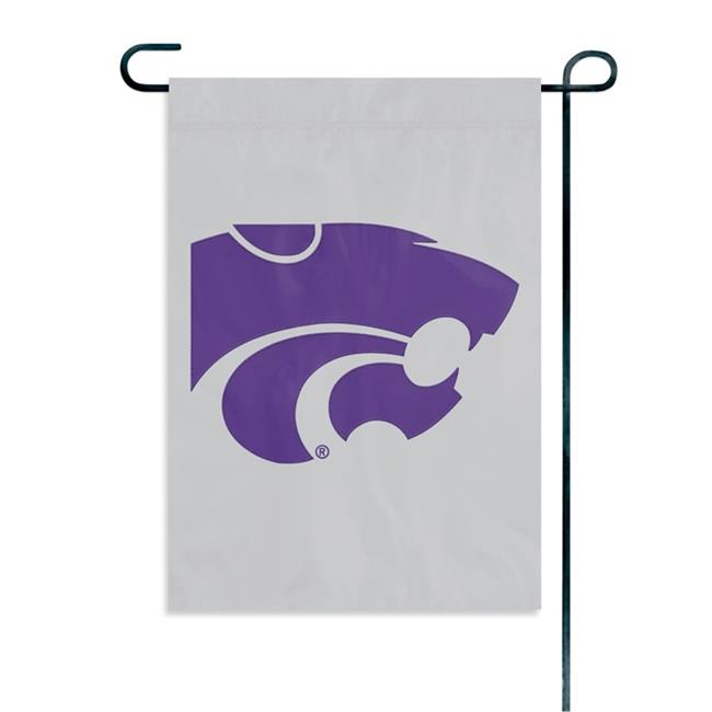 Party Animal, Inc. GFKSS Garden or Window Flag - Kansas State