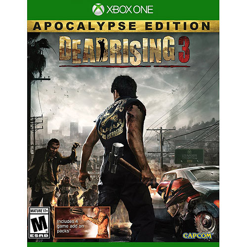 Dead Rising 3: Apocalypse Edition (Xbox One)