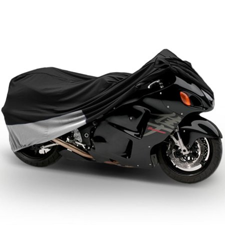 Motorcycle Bike Cover Travel Dust Storage Cover For Buell Thunderbolt S3 Blast 1125R M2 Cyclone - image 3 of 3
