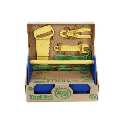 ee367aaa2c3a Green Toys Tool Set - Blue - Walmart.com