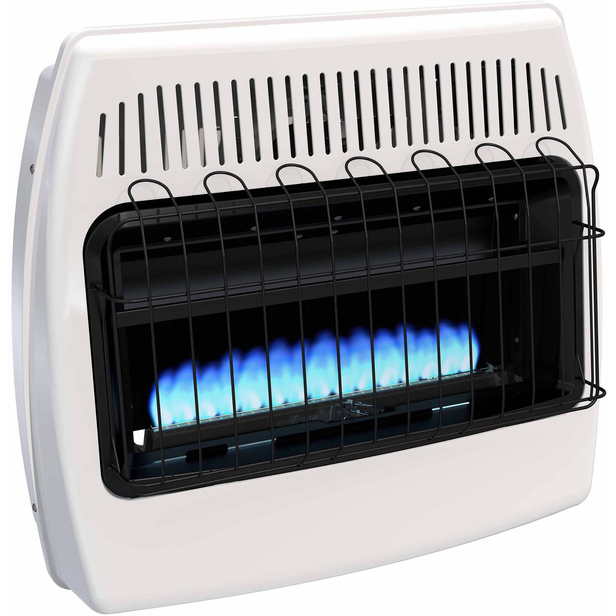Dyna-Glo BF30PMDG 30,000 BTU Blue Flame Propane Gas Vent Free Wall Heater