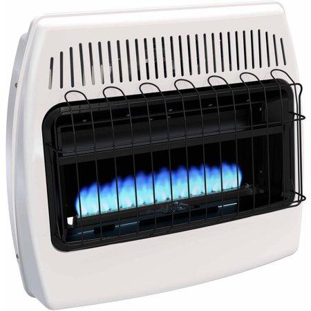 Dyna-Glo 30,000 BTU Liquid Propane Blue Flame Vent Free Wall Heater