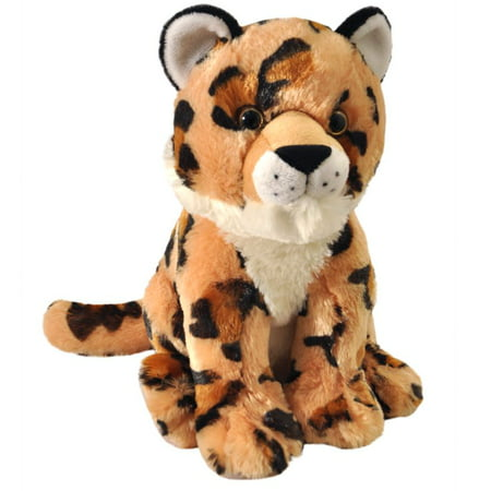 Jaguar Wild Onez 12 Inch   Stuffed Animal By The Petting Zoo  415436