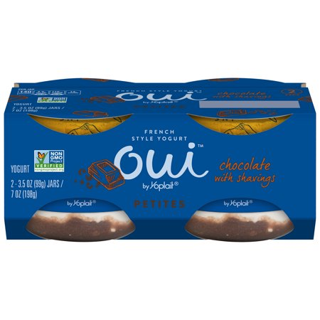 walmart oui yogurt
