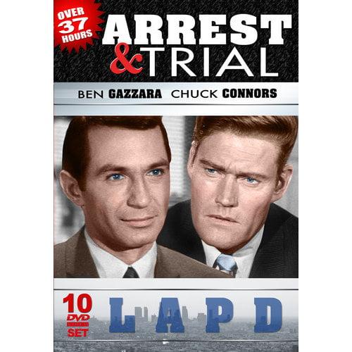 Arrest & Trial (Full Frame)
