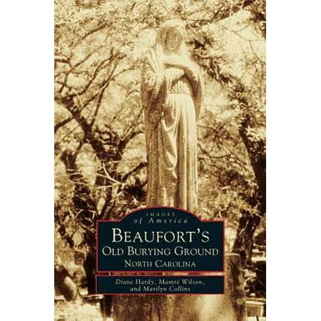 Beauforts Old Burying Ground  North Carolina