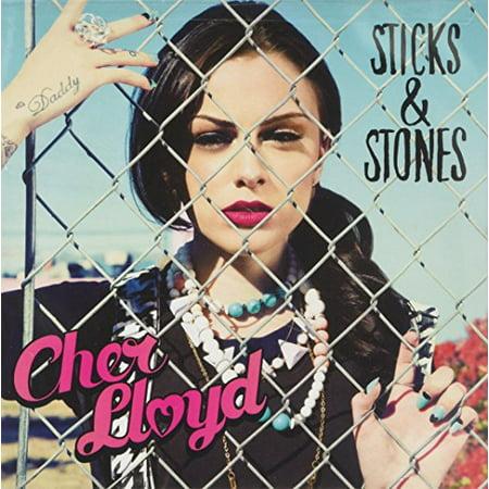 Cher Lloyd - Sticks & Stones (CD) (Cher Lloyd Halloween)