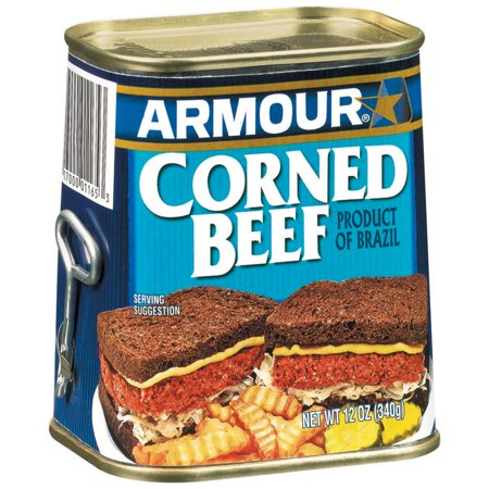 (6 Pack) Armour Corned Beef, 12 Oz