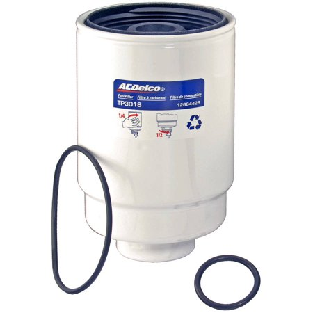 (2 pack) Acdelco Tp3018 Fuel Filter