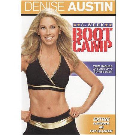 Denise Austin: 3-Week Boot Camp (Full Frame)