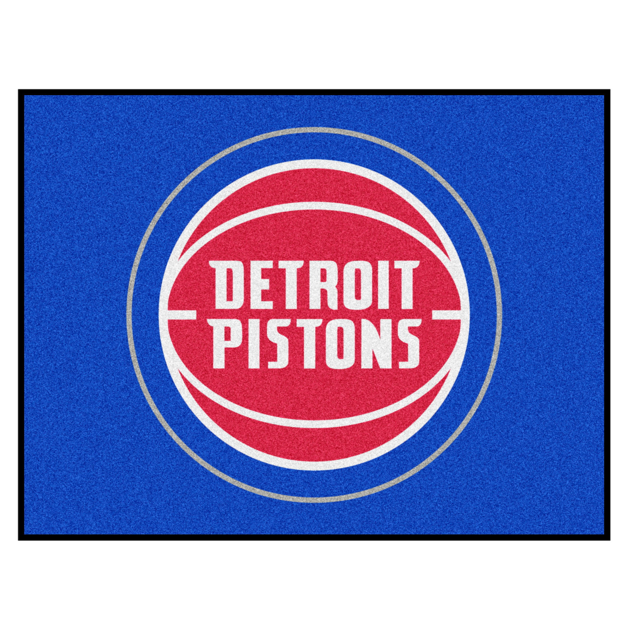 "NBA - Detroit Pistons All-Star Mat 33.75""x42.5"""