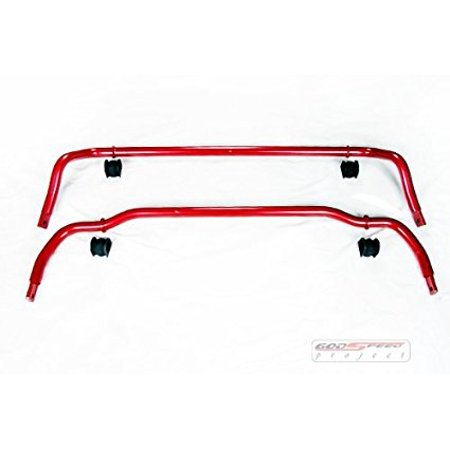 Godspeed 2000 to 2009 Honda S2000 S2k Front+rear Combo Sway BAR Suspension