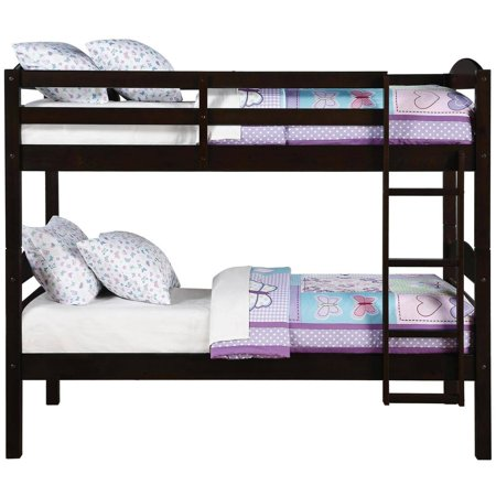 Better Homes Amp Gardens Leighton Twin Over Twin Wood Bunk