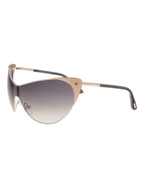 09dc9fd60a Product Image Tom Ford FT0364 74B VANDA Rose Gold Cateye Sunglasses