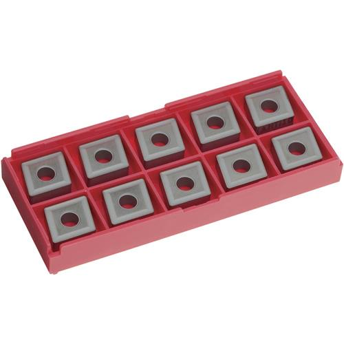 Grizzly H8328 Carbide Inserts CNMG for Cast-Iron, pk. of 10