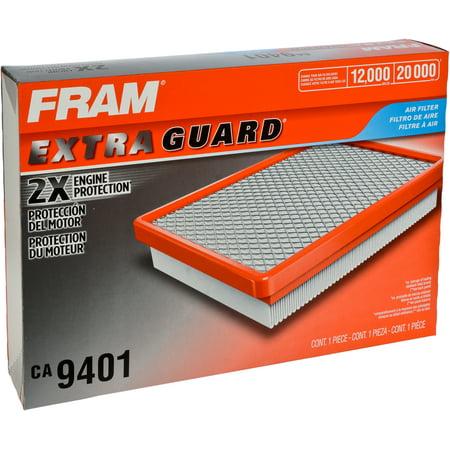 FRAM Extra Guard Air Filter, CA9401