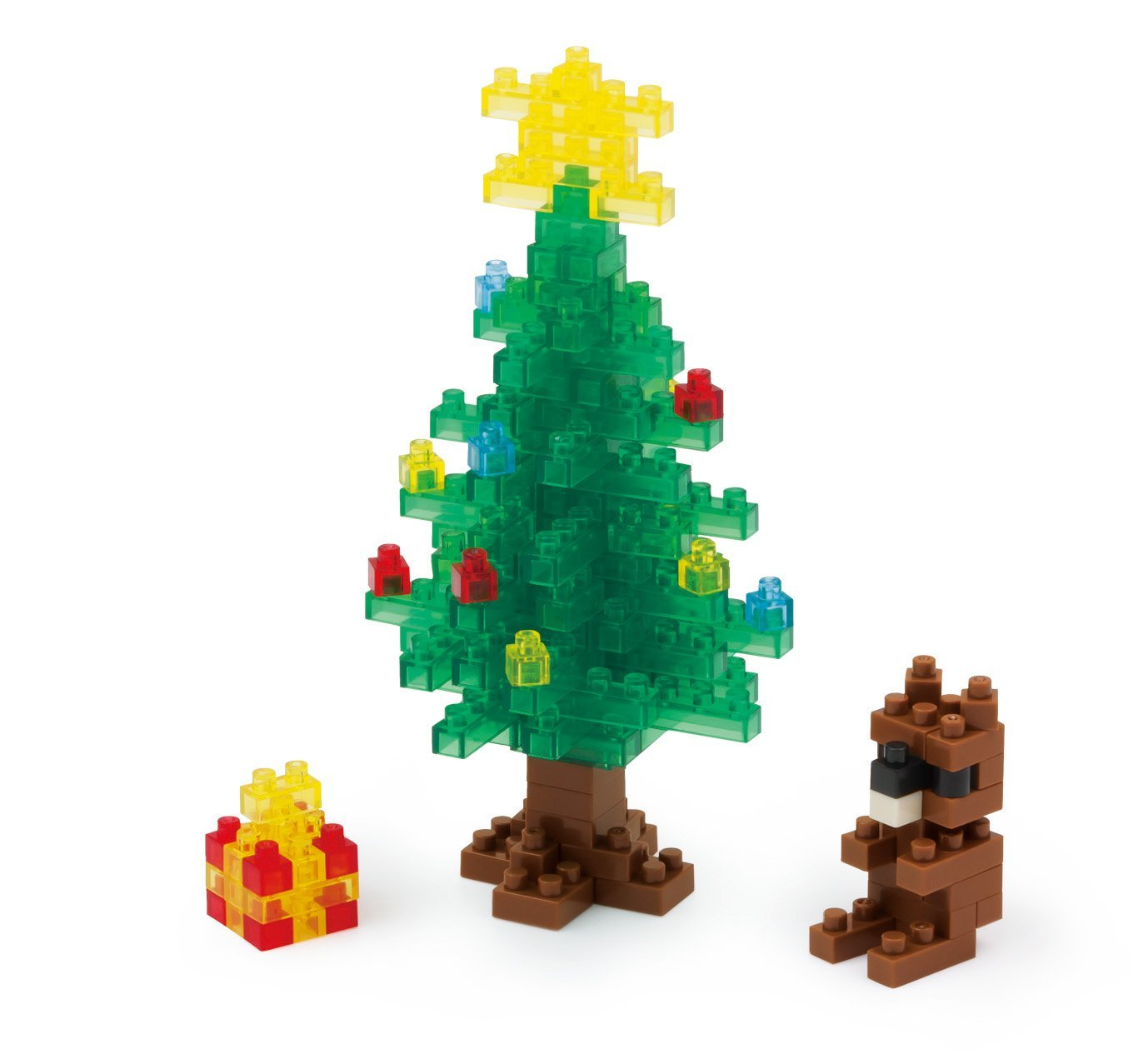 Xmas Tree Building Set (190 Piece), What a beautiful tree, celebrate the season with a... by