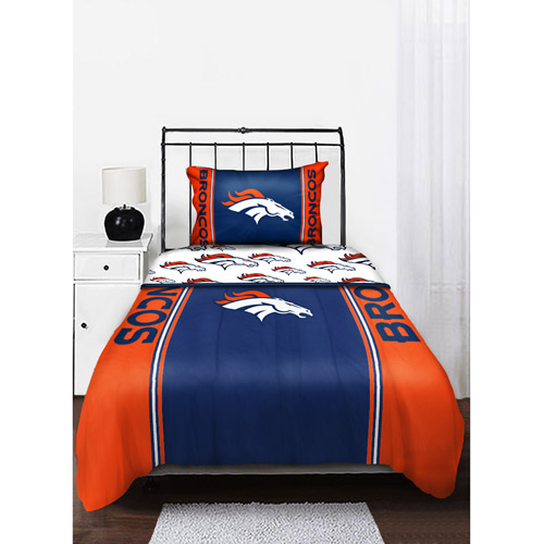 Superieur NFL Denver Broncos Twin/Full Comforter