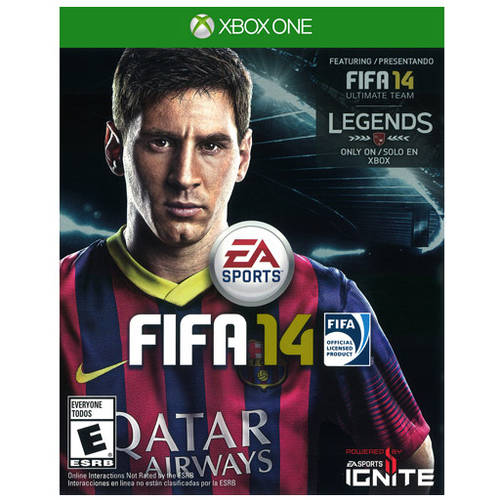 FIFA 14 (Xbox One) - Pre-Owned