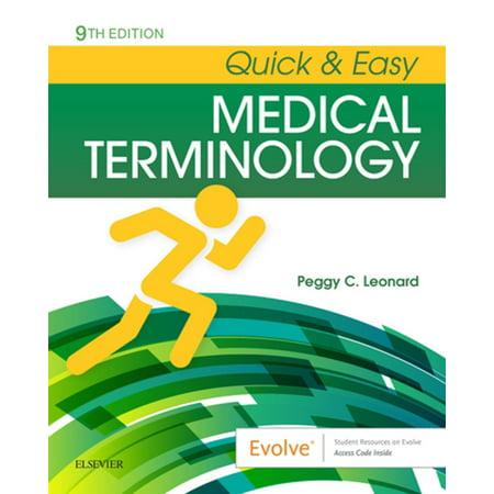 Quick & Easy Medical Terminology - E-Book - eBook