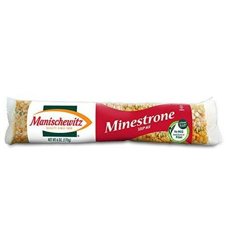 Manischewitz Soup Mix Minestrone Pack of 4