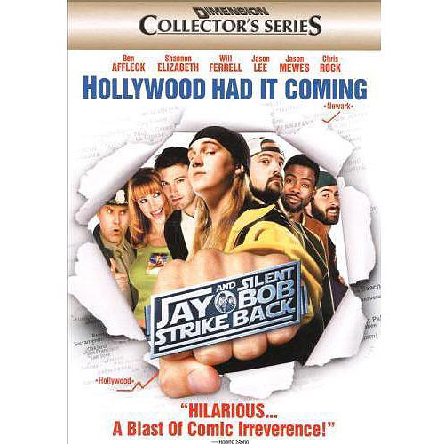 Jay And Silent Bob Strike Back (Widescreen)