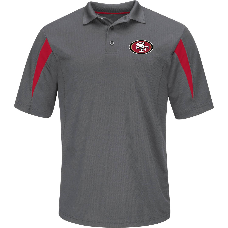 NFL San Francisco 49ers Big Men's Basic Polo