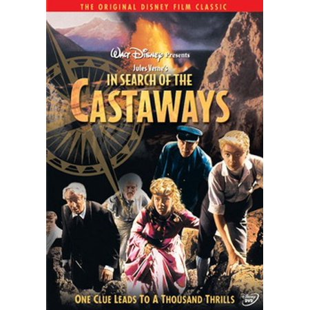 In Search Of The Castaways (DVD) ()