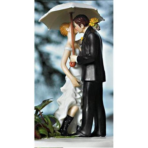 Weddingstar 9007 Showered with Love Couple Figurine