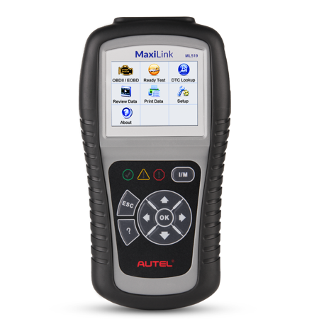 Automotive Scan Tool >> Autel Maxilink Ml519 Obd2 Code Reader Automotive Scan Tool