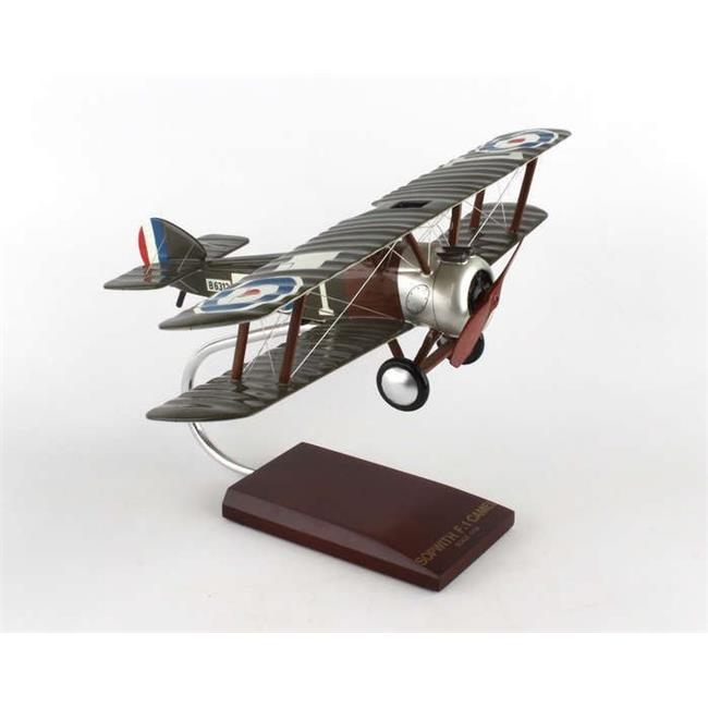 Executive Display Models F2724 Sopwith Camel 1-24 Model Airplane Kit - image 1 of 1
