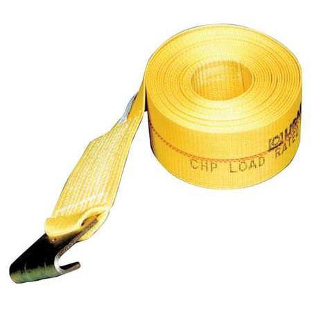 TiedownWinch StrapWLL5000 LbFlat Hook LIFT ALL 61203