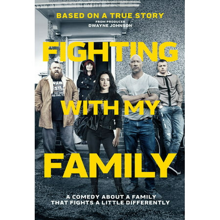 Fighting With My Family (DVD) - Walmart.com - Walmart.com