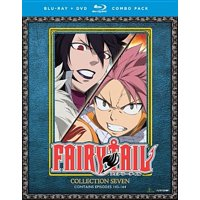 Fairy Tail: Collection Seven (Blu-ray)